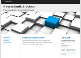 haustechnik-brueckner.de