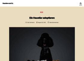 haustier-und-co.de