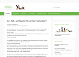haustiere-ratgeber.de
