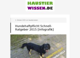 haustierwissen.de