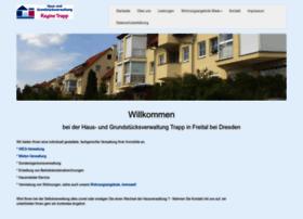 hausverwaltung-trapp.de