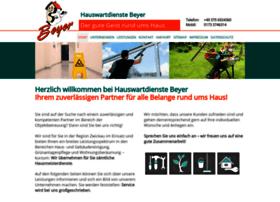 hauswartdienste-beyer.de
