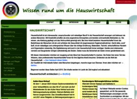 hauswirtschaft.info