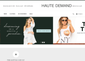 hautedemand.com