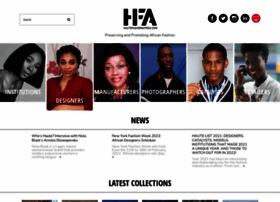 hautefashionafrica.com