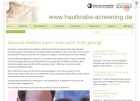 hautkrebs-screening.de