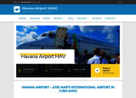 havana-airport.org
