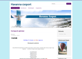 havannacsoport.hu