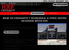 havasucrossfit.com