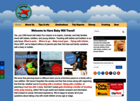 havebabywilltravel.com