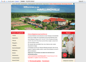 havellandhalle.de