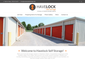 havelockselfstorage.com