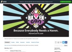 havencon2015.sched.org