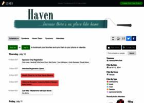 havenconference2014.sched.org