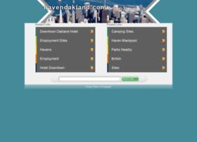 havenoakland.com