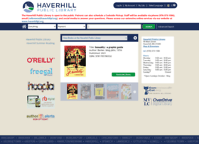 haverhill.mvlc.org