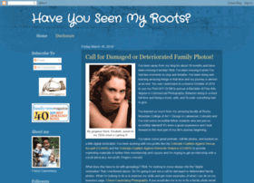 haveyouseenmyroots.blogspot.com