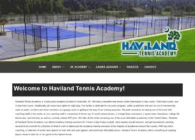 havilandtennisacademy.com