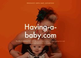 having-a-baby.com