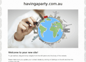 havingaparty.com.au