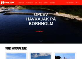 havkajakbornholm.dk