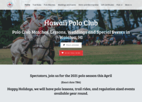 hawaii-polo.org