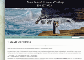 hawaii-weddings.com
