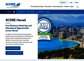 hawaii.score.org
