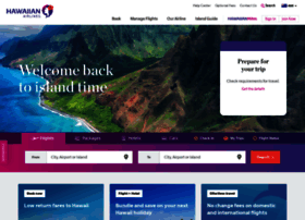 hawaiianairlines.com.au