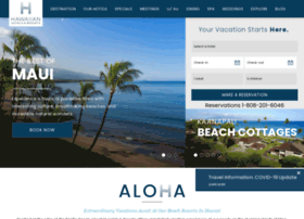 hawaiianhotels.com