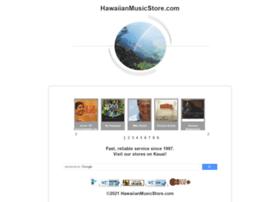 hawaiianmusicstore.com
