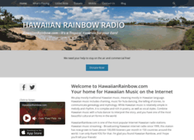 hawaiianrainbow.com