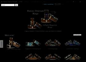 hawaiiantitaniumrings.com