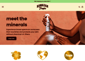 hawaiiantropic.com