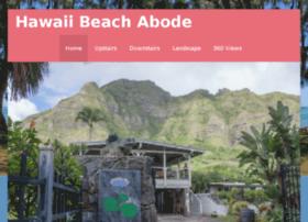 hawaiibeachabode.com