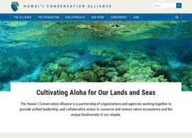 hawaiiconservation.org
