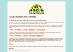 hawaiifarmersunionunited.org