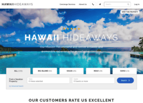 hawaiihideaways.com