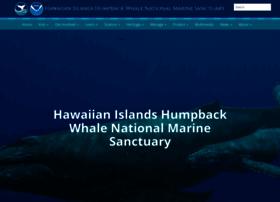 hawaiihumpbackwhale.noaa.gov