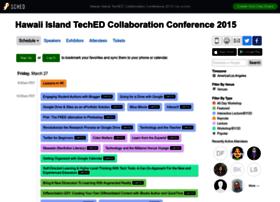 hawaiiislandtechedcollabora2015.sched.org