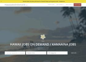 hawaiijobsondemand.com