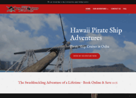 hawaiipirateship.com