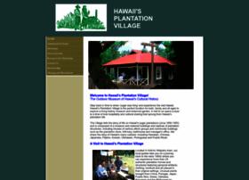 hawaiiplantationvillage.org