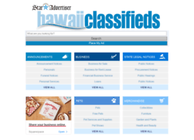 hawaiisclassifieds.com