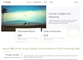 hawaiistem.fieldscope.org