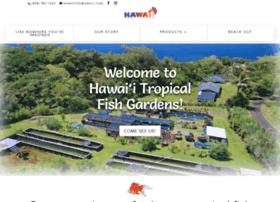 hawaiitropicalfishgardens.com