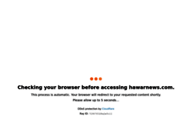 hawarnews.com