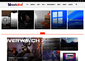 hawkdive.com