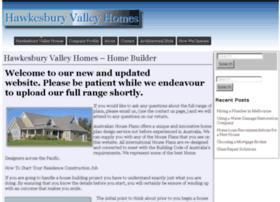 hawkesburyvalleyhomes.com.au