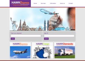 hawklogistic.net